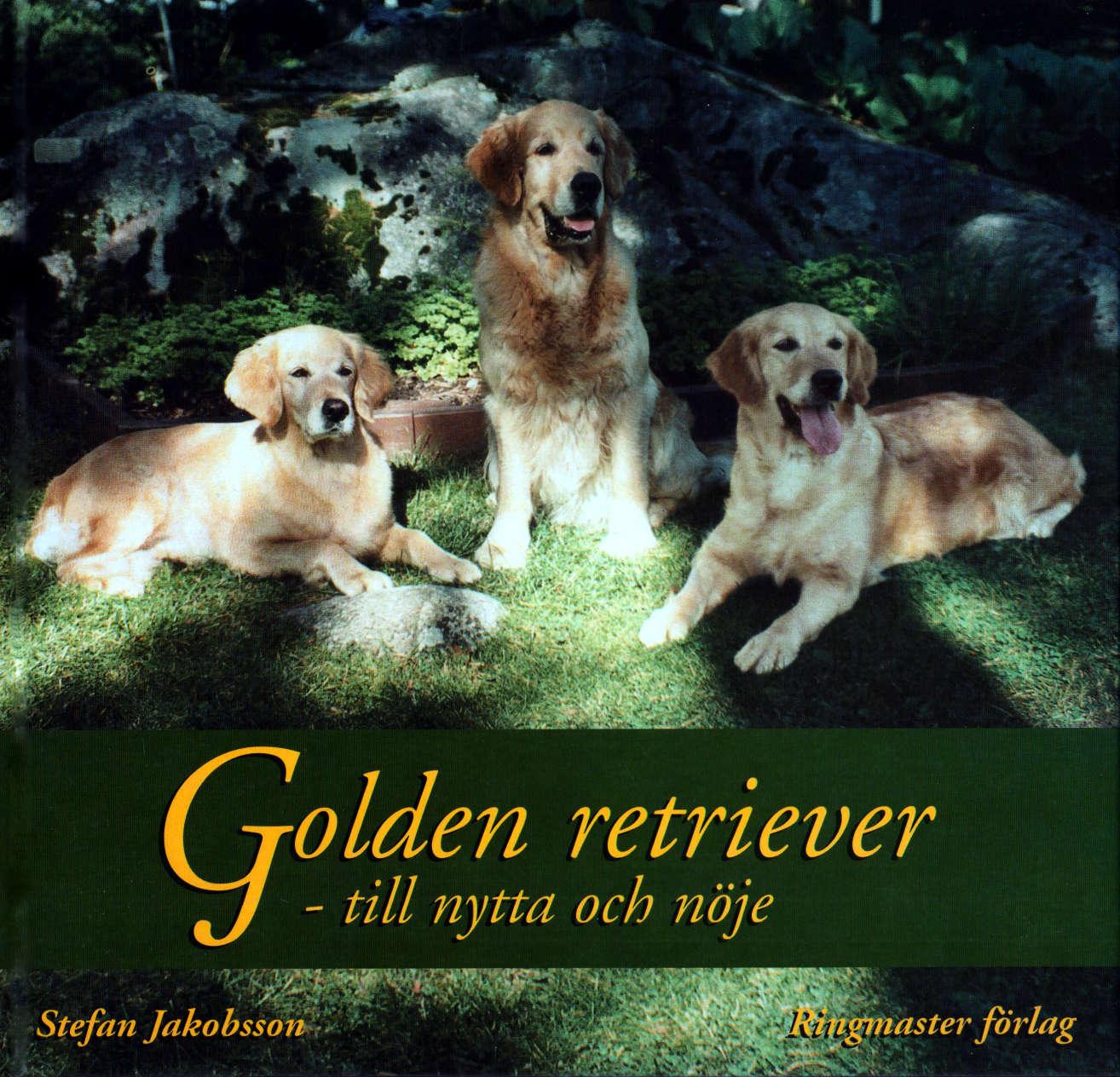 Golden retriever -till nytta och nöje